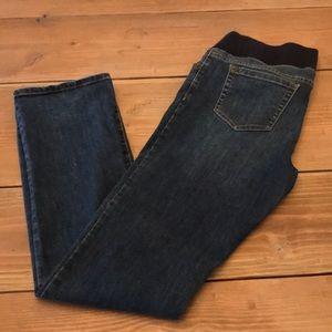 Liz Lange maternity jeans Size 6